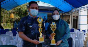 Juara di Dua Kategori Lomba, Kader PKK Wonggeduku Barat Siap Wakili Konawe di Tingkat Provinsi
