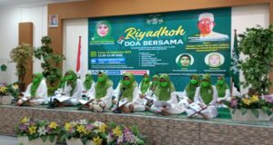 NU Sultra Gelar Riyadhoh dan Doa Bersama Untuk Keselamatan Bangsa