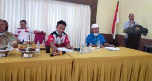 Terpilih Secara Aklamasi, Rusdianto Resmi Pimpin Percasi Konawe