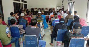 Usai RDP Permasalahan Tanah, DPRD Konawe Bakal Turun Lapangan